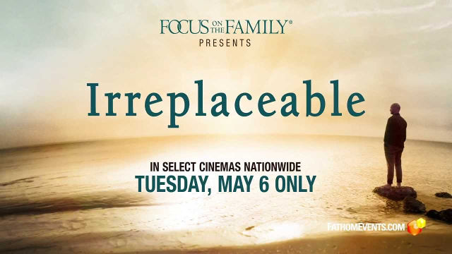 "The Movie ""Irreplaceable"" tonight"