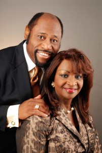 Dr Myles Munroe and His wife