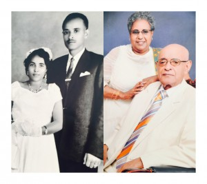 My Mom and Dad 55 Yrs Anniversary 06 19 2015