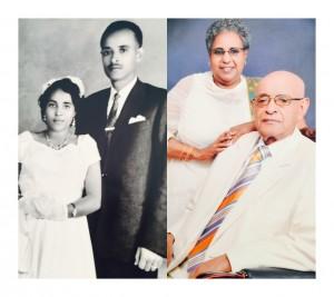 My Mom and Dad 55 Yrs Anniversary 06 19 2015