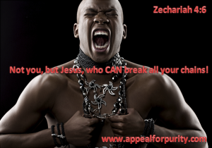 Jesus Breaks all Your chains