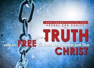 Freedom to be Like Jesus