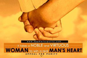 Noble woman wins noble mans heart